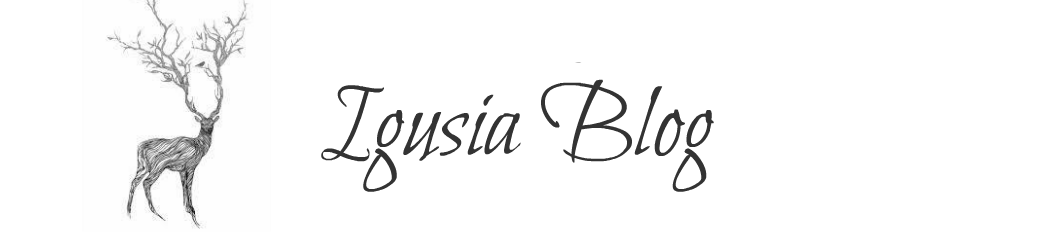 Igusia Blog