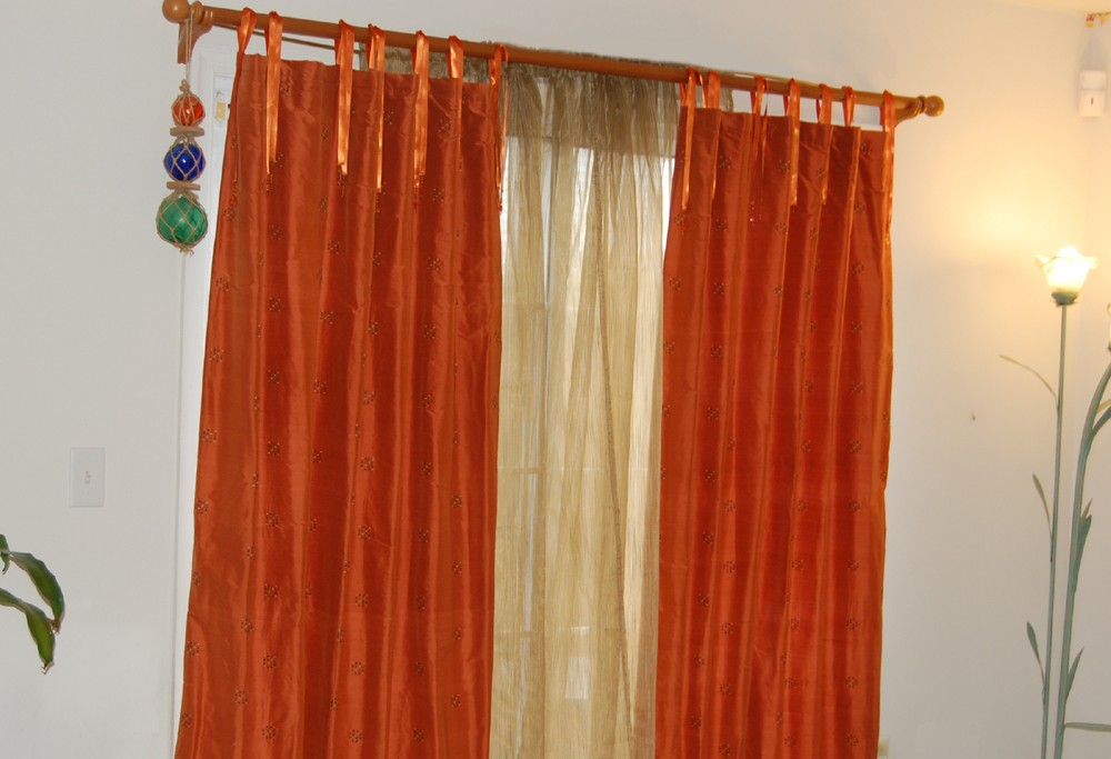 Easy home decor ideas curtain trends in 2011 Trendy curtains