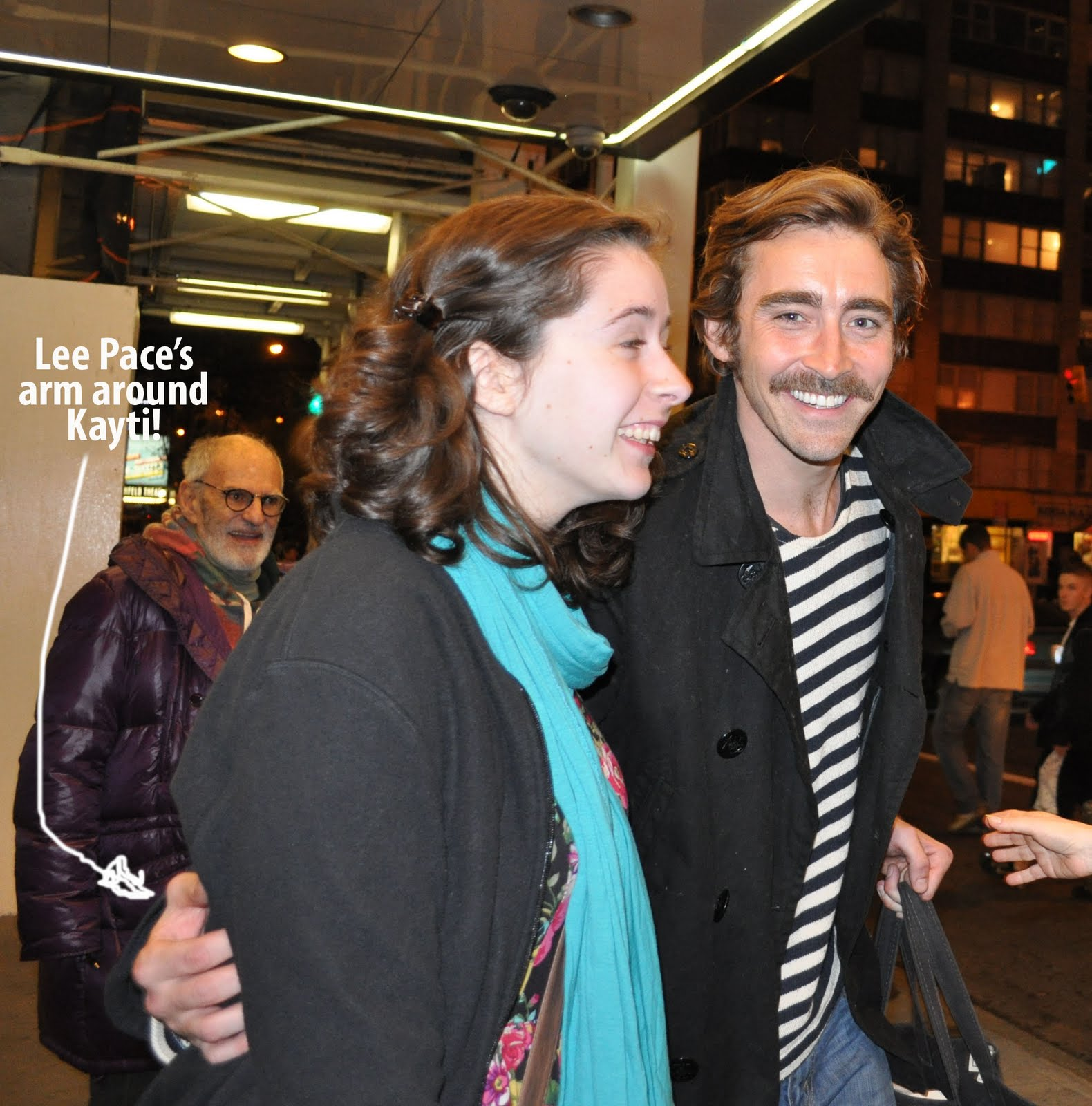 Lee pace dating in Brisbane
