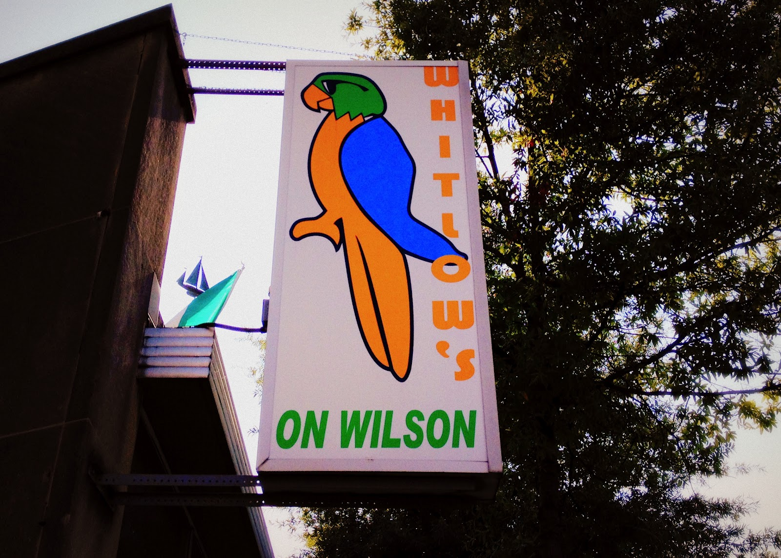 Whitlow's on Wilson | Food Nomad