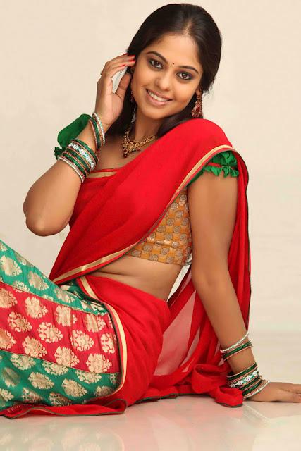 Bindu Madhavi in Half Saree 3