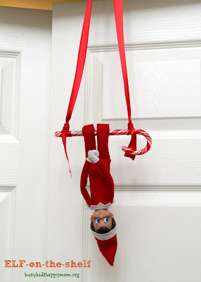 Most Popular Elf! Ideas for Christmas Fun with your Elf-on-the-Shelf