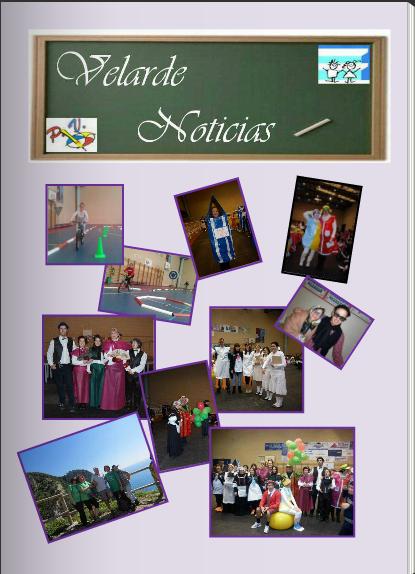 SCHOOL MAGAZINE 2013