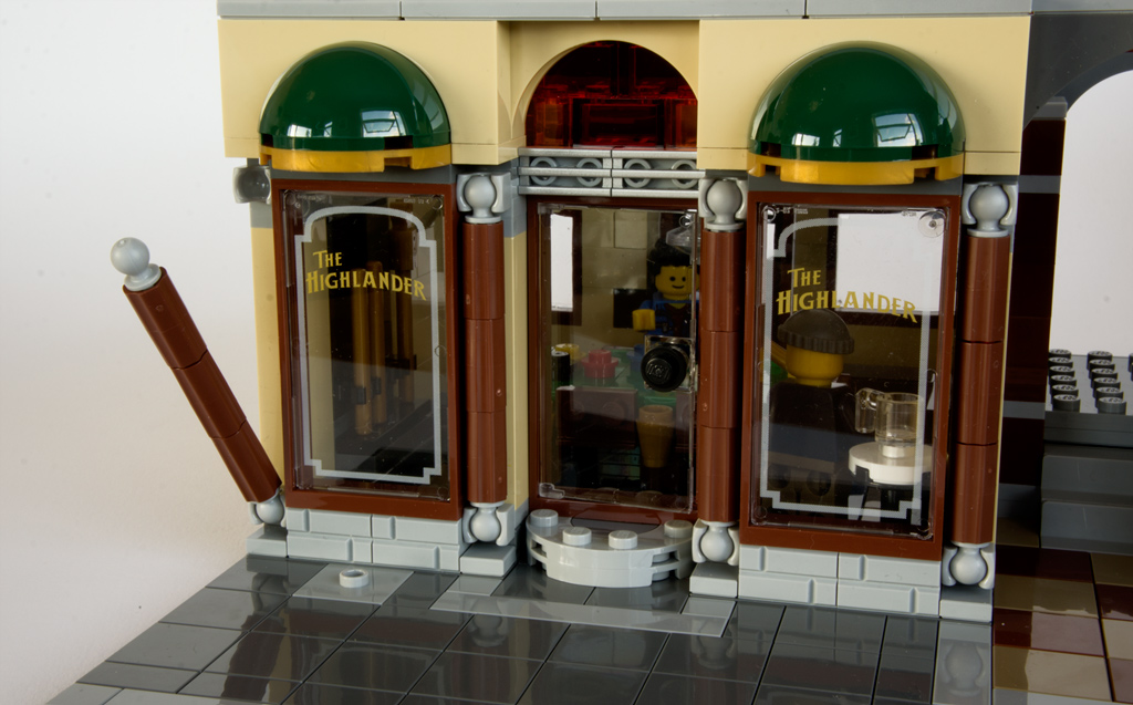 Bow and arch | New Elementary, a LEGO® blog of parts