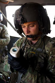 Elk Grove Soldier Working on Med Evac, Saving Lifes in Afghanistan