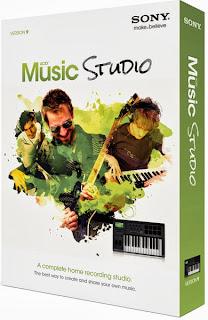 تحميل برنامج SONY ACID Music Studio 9 مجانا للتعديل علي الصوتيات