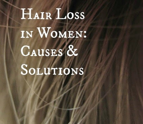 Unwanted thinning hair solutions for women