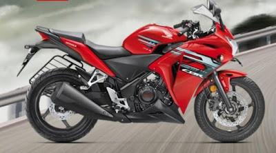 Ini Dia Wujud Asli Honda CBR 250R Facelift