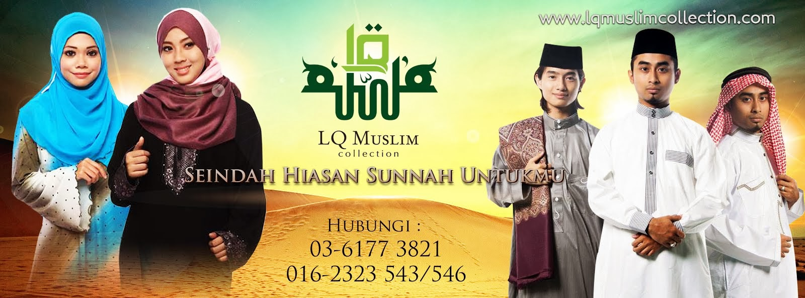 LQ MUSLIM COLLECTION