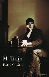 M Train by Patti Smith (2015, Hardcover)