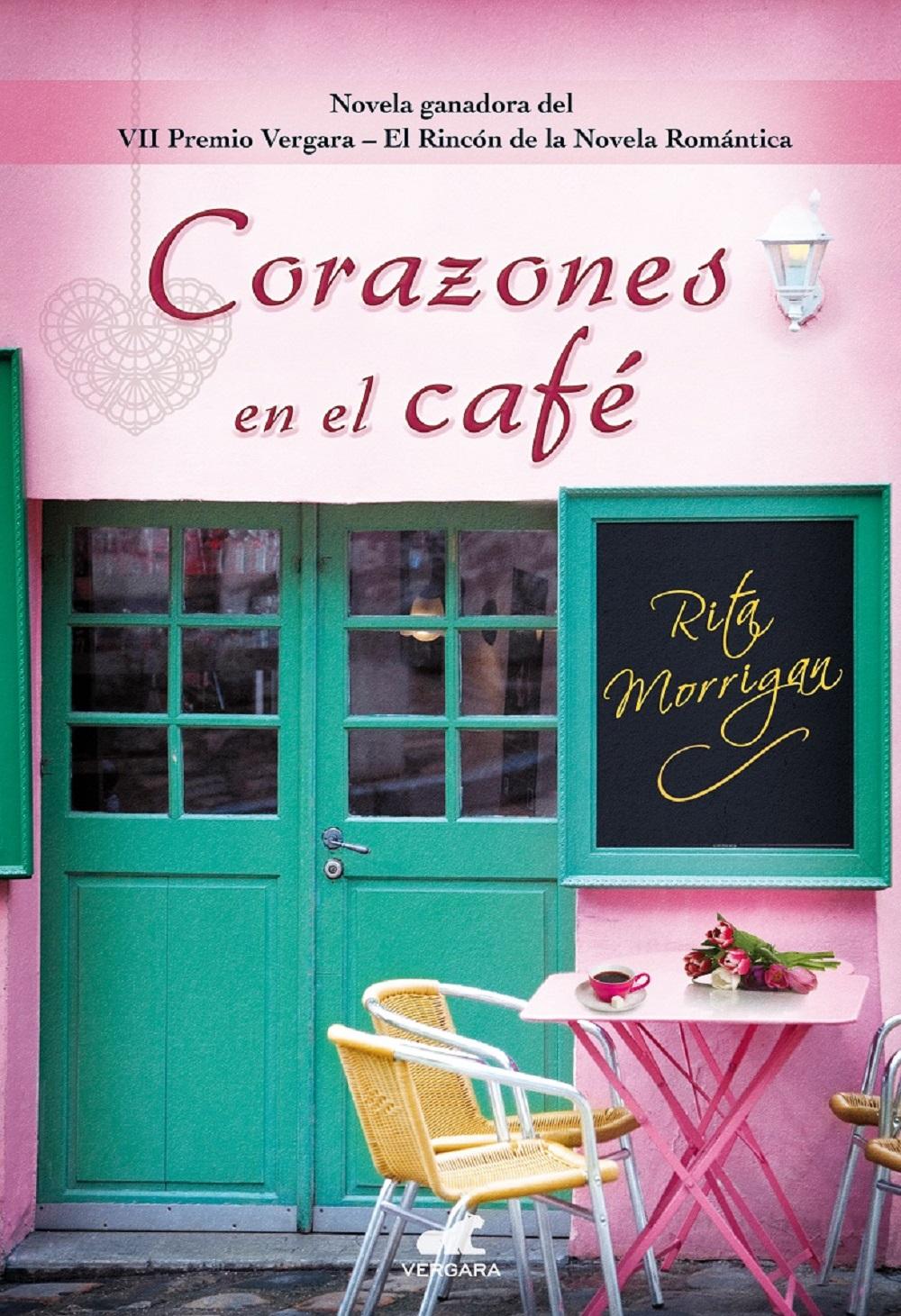 Novela ganadora del VII Premio Vergara-RNR