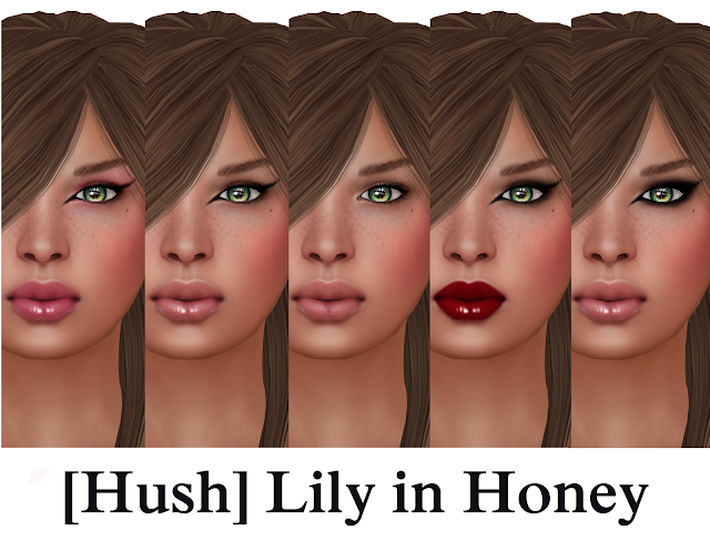 hush Lily Gives Me Redemption