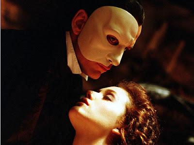 Fotograma de El fantasma de la Ópera