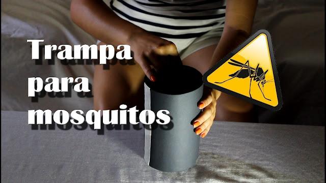Cómo hacer una trampa para mosquitos, experimentos caseros