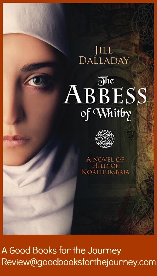 Review of The Abbess of Whitby; historical fiction; early Christian Britain