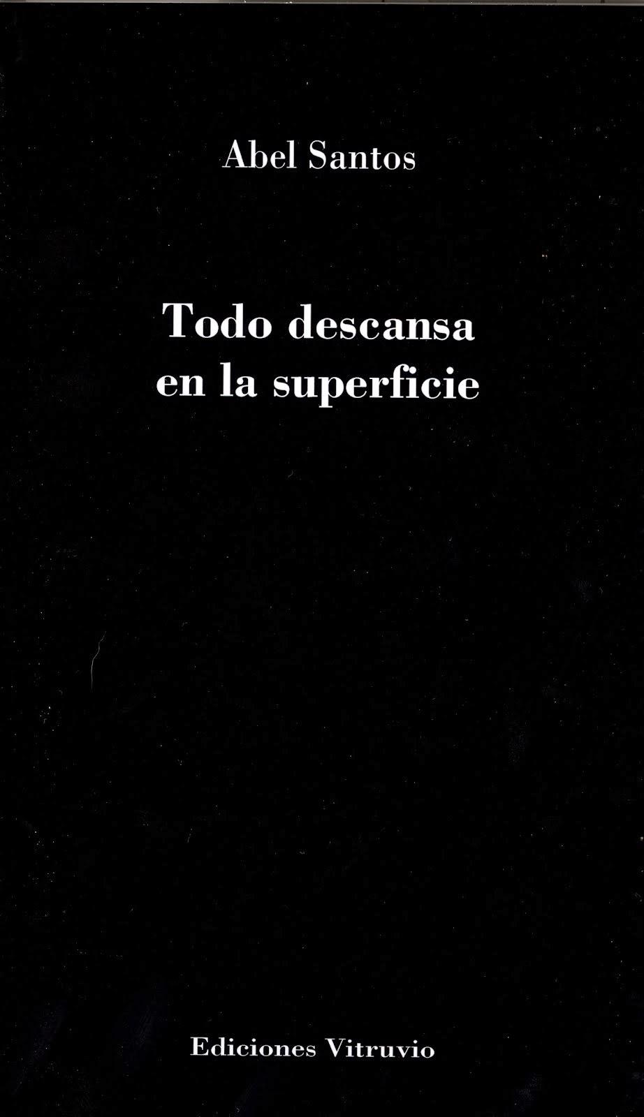 TERCER POEMARIO DE ABEL SANTOS