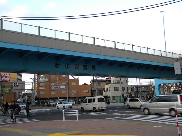 【連載】渋滞克服に挑む! 契約から完成までわずか1年!「新小岩陸橋」         ~          建設通信新聞の公式記事ブログ