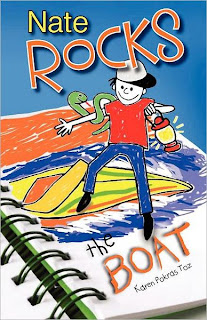 Nate Rocks the Boat 2