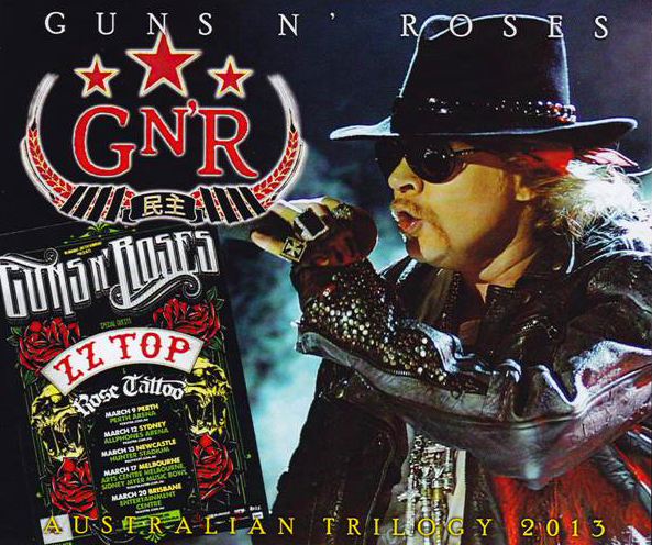 Guns N Roses 2013 Tour HEAVY-ROCK BOOTLEGS: G...