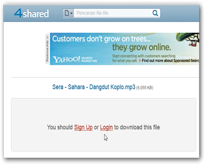 Thumbnail Cara Download Di 4Shared Tanpa Login 2