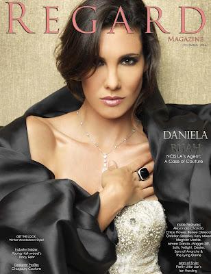 Fotos Daniela Ruah para a revista Regard