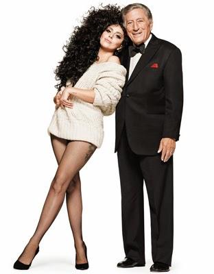 Campaña para Navidad de H&M protagonizada por Tony Bennett y Lady Gaga