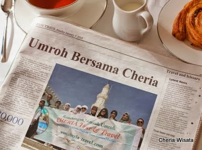 travel umroh cheria travel
