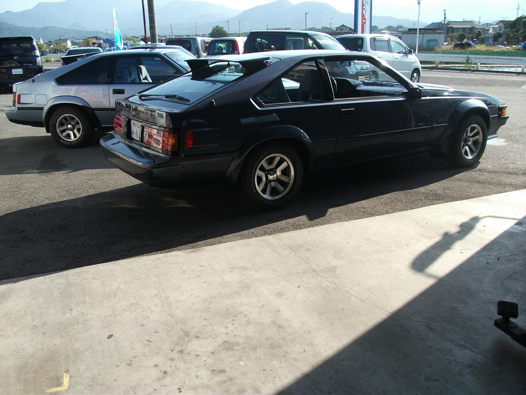 Toyota Celica Supra, JDM, Japonia, XX, sportowy, japoński samochód, fura, napęd na tył, znany, kultowy, ceniony, tył, zdjęcia, fotki, obrazki
