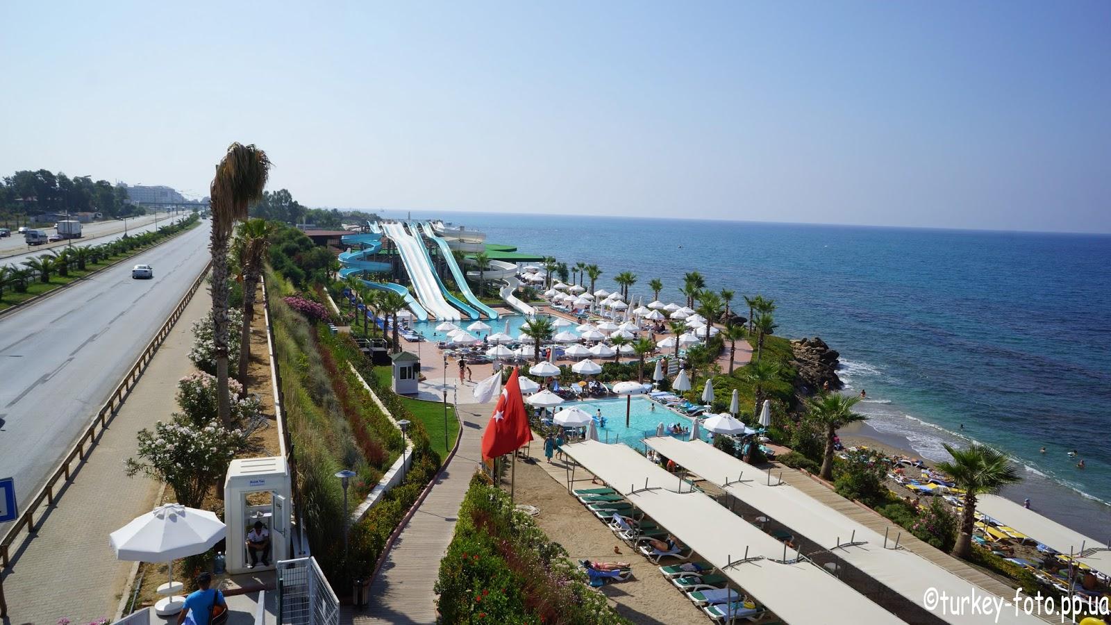 Турция море фото
