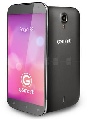 Gigabyte GSmart Saga S3 Android