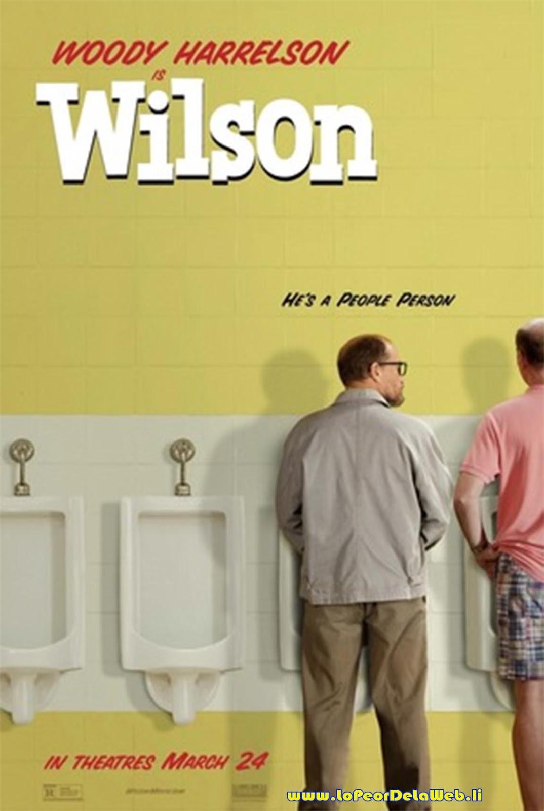 Wilson - 2017 - Woody Harrelson - Laura Dern