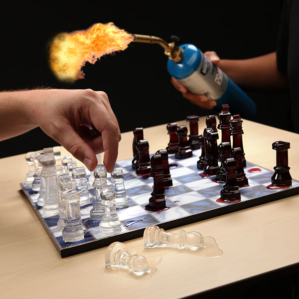 20 creative and unusual chess sets - Coolest chess sets ...