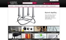 E-shop moderní nábytek