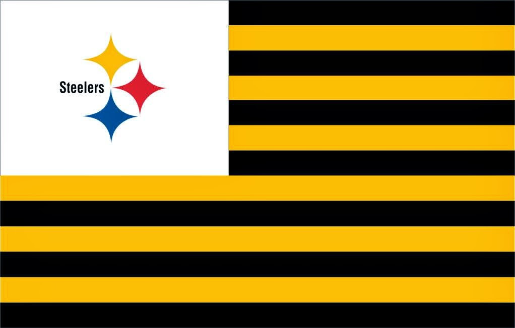 flag steelers nation
