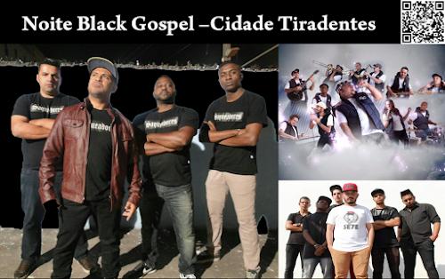 Noite Black Gospel na Tiradentes