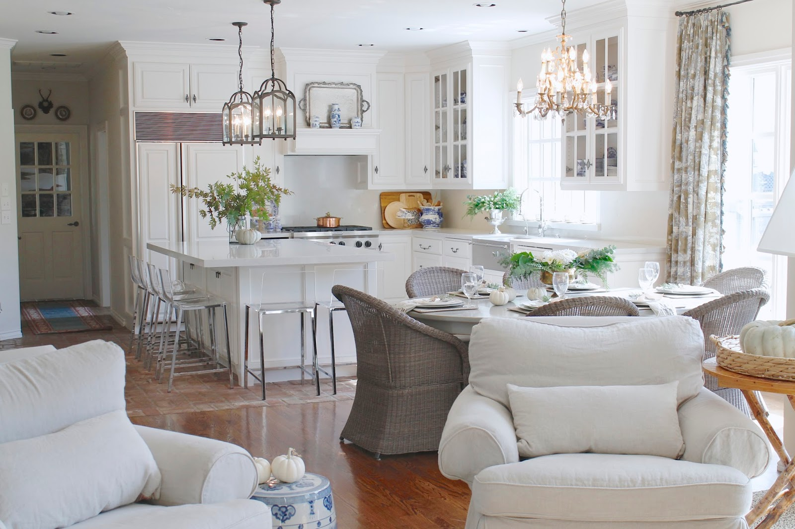 Eleven Gables: The Inspired Room Tour: The Evolution of a Room and ...