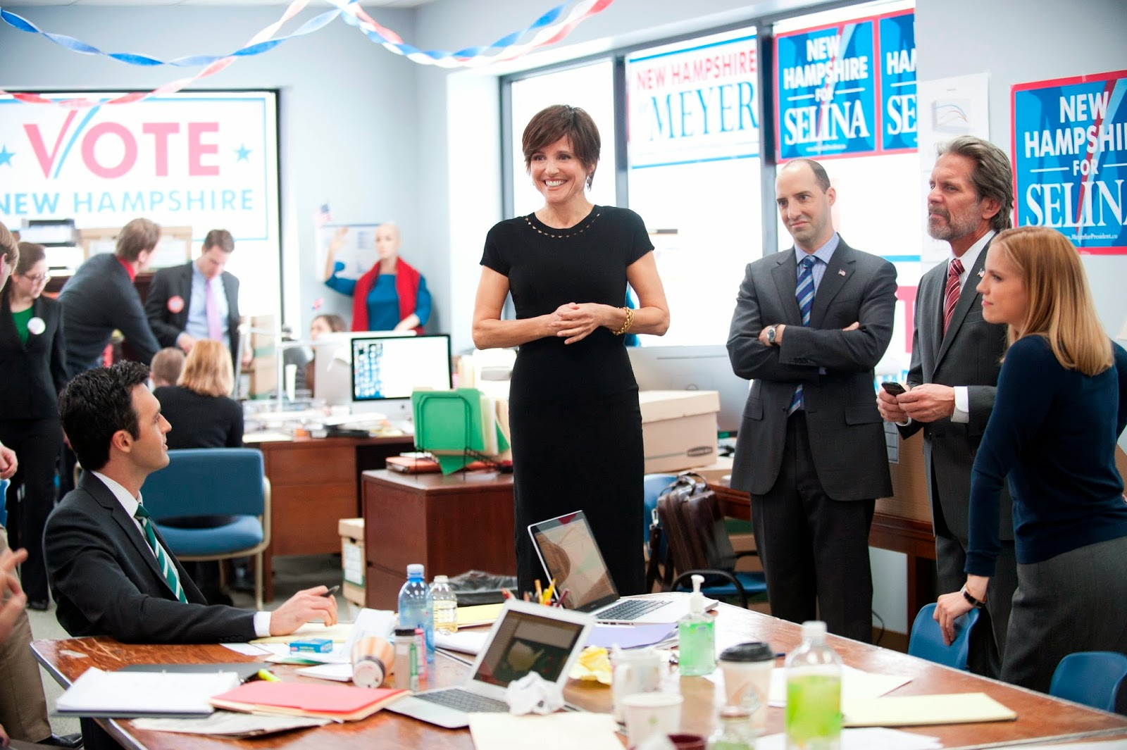 Veep - Episode 3.09 - Crate - Sneak Peek + Promotional Photo