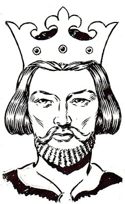 King John, England