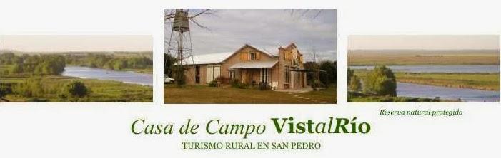 Casa de Campo VistalRio