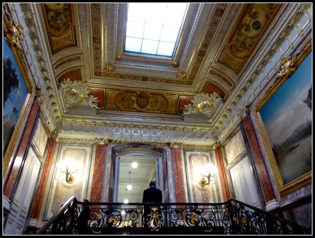 versaillesdailyphoto l escalier de la pr 233 fecture