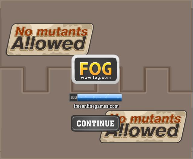 NO MUTANTS