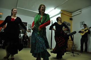 Academia de Flamenco en Barcelona