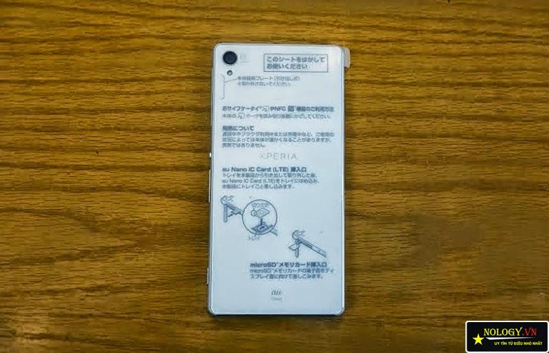 Sony Xperia Z3 Nhật Bản còn nguyên seal