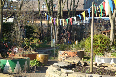 Community garden Dean City Farm