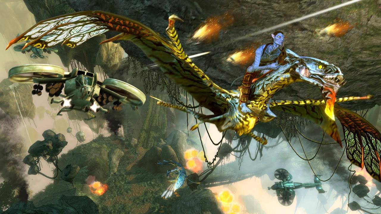 لعبة الاكشن الرائعة المقتبسة من فيلم افاتار avatar كاملة حصريا تحميل مباشر Avatar+2