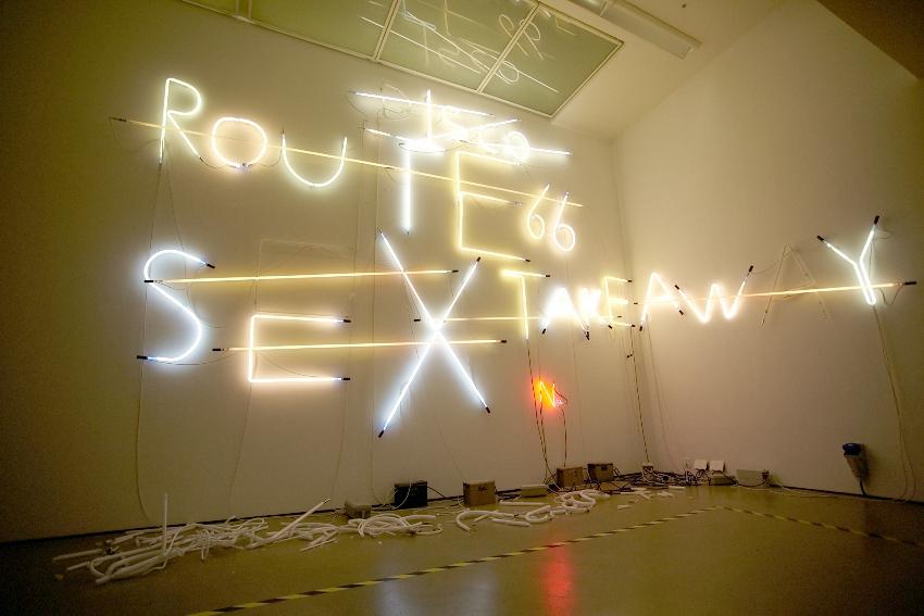 essay on neon