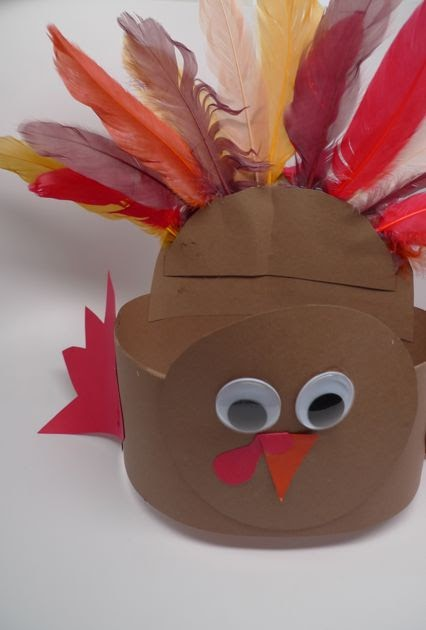 Image Result For Craft Ideas For Toddlers For Thanksgiving