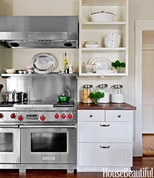 Décor De Provence: An Eclectic Kitchen