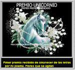 1 premio unicornio