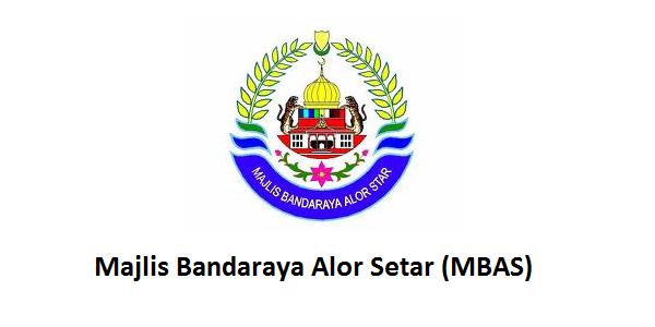 Jawatan Kerja Kosong Majlis Bandaraya Alor Setar (MBAS) logo www.ohjob.info februari 2015